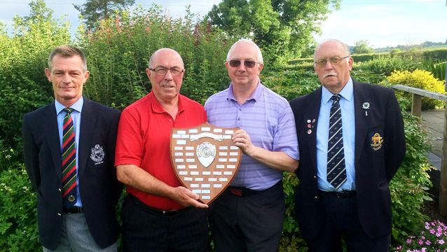Double win for Kibworth at the Seniors Handicap Championship